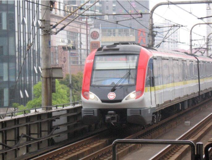 上海轨道交通4号线