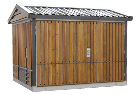 YBW-12景观系列预装式变电站