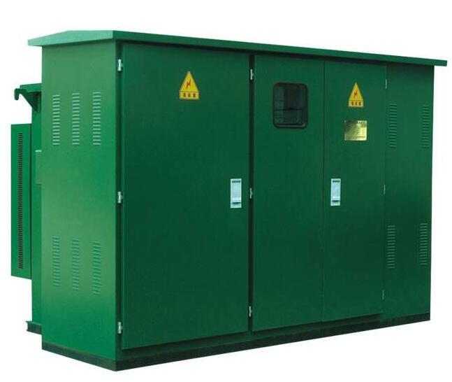 组合式变压器 美式箱变